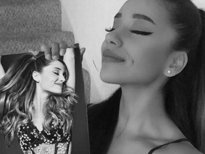 Ariana Grande doppelgänger