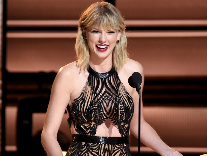 Taylor Swift dragged for not attending women's march