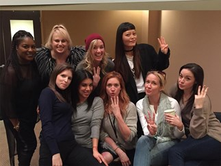 The first look at 'Pitch Perfect 3' looks aca-amazing
