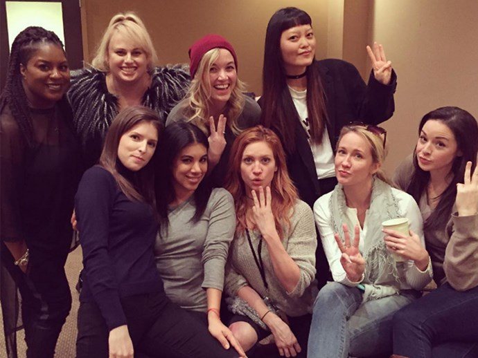'Pitch Perfect 3' just dropped a new behind-the-scenes teaser trailer