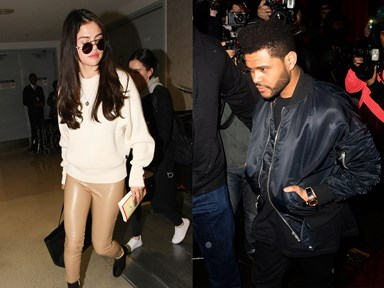 Selena Gomez and The Weeknd have been spending A LOT of time together