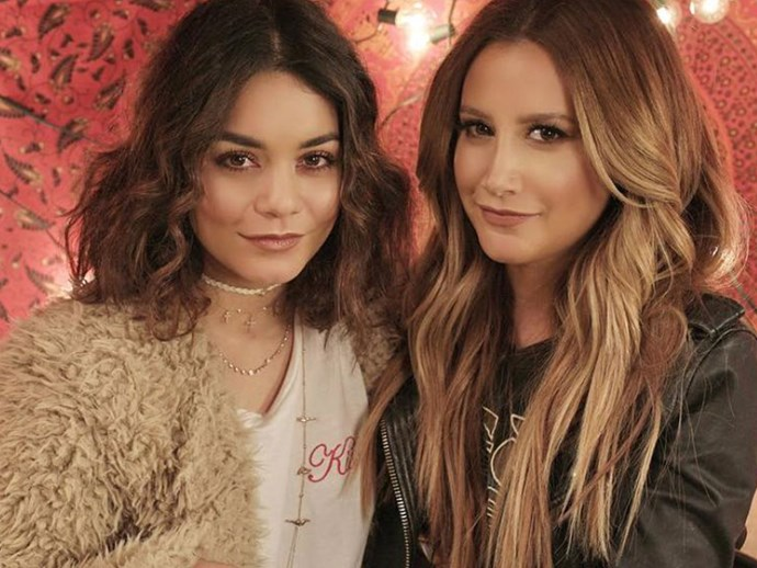 Vanessa Hudgens and Ashley Tisdale just confirmed something exciting