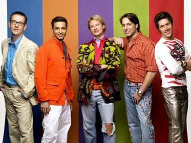 Netflix is rebooting 'Queer Eye for the Straight Guy' and all things just keep getting better