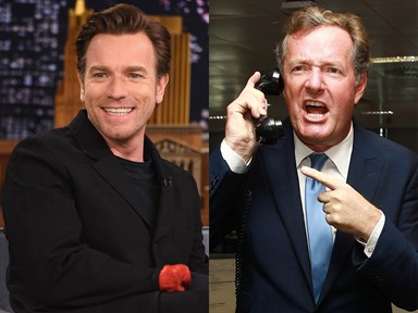 Piers Morgan just went on a huge rant after Ewan McGregor cancelled on his show