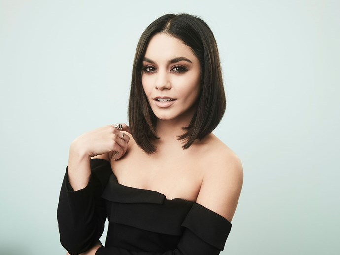Vanessa Hudgens Grease and Powerless crossover