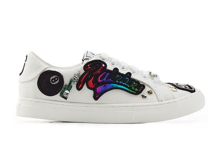 Sneakers, $566 (approx.), Marc Jacobs at [Stylebop](http://rstyle.me/n/cdqn4avs36).