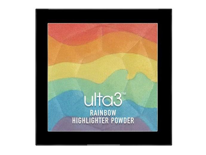 "Ulta3 Rainbow Highlighter, $7.95,  at [Ulta 3](http://www.ulta3.com.au|target=""_blank""|rel=""nofollow"")"