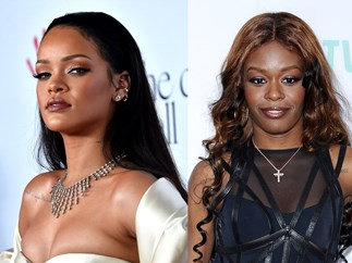 Azealia Banks and Rihanna feud over Trump, refugees and chicken nuggets on Instagram