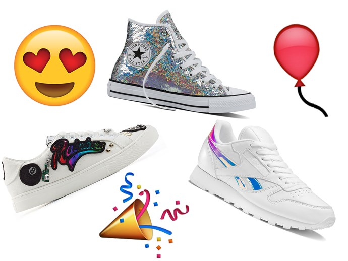 Party sneakers