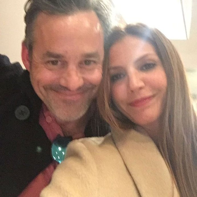**Buffy the Vampire Slayer**  It's Charisma Carpenter (Cordelia) and Nicholas Brendon (Xander)