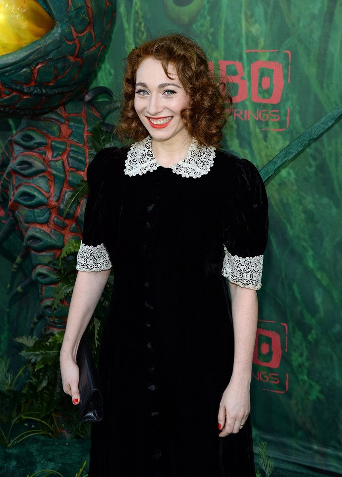 **4. Regina Spektor**   Singer Regina Spektor lived in Russia, until her family fled to New York, for fear of religious persecution.