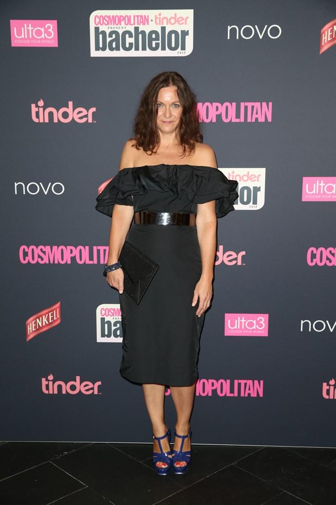 Cosmopolitan editor Claire Askew.