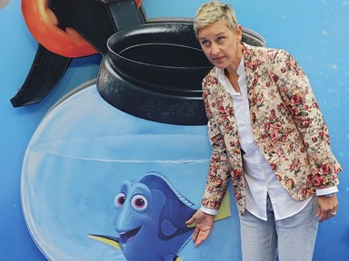 Ellen DeGeneres used 'Finding Dory' in a family friendly-clapback against Trump's #MuslimBan