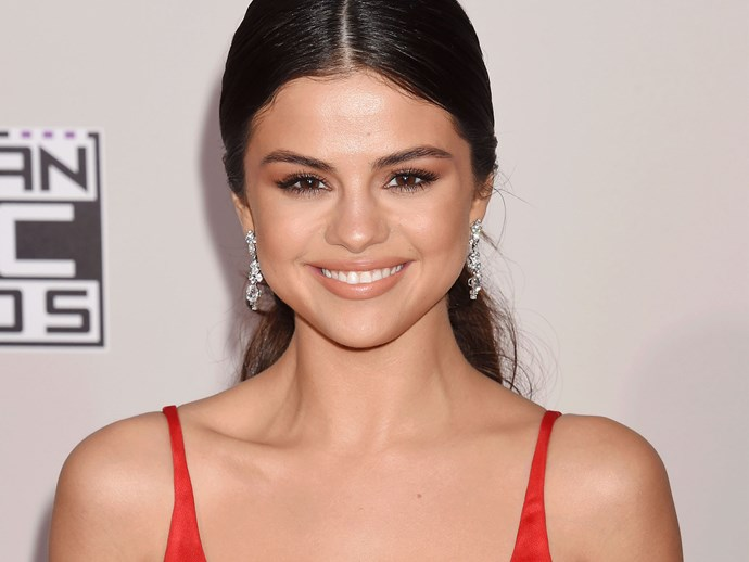 Apparently Selena Gomez is pregnant with Abel