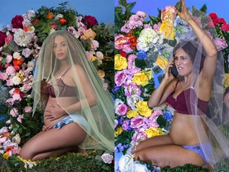 Zoe Foster pregnancy announcement Beyonce