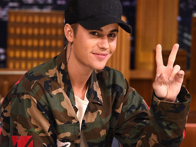 Justin Bieber is back on Instagram