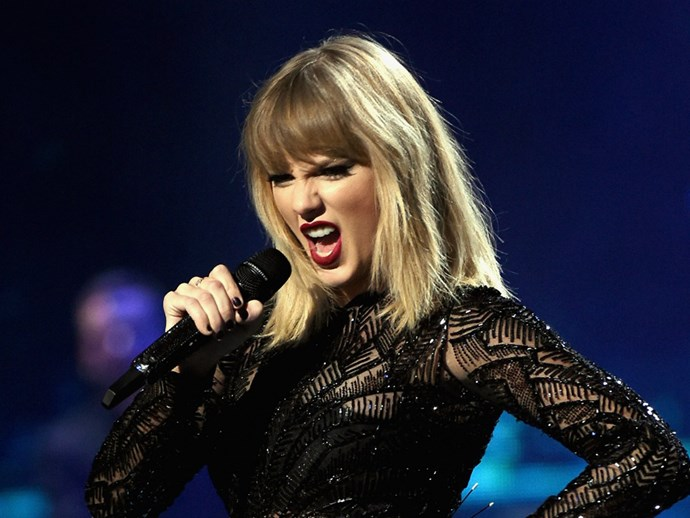 Bad news Swifties: Taylor Swift just had her first and last concert of 2017
