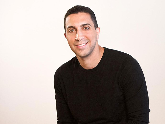 Sean Rad Tinder co-founder and chairman