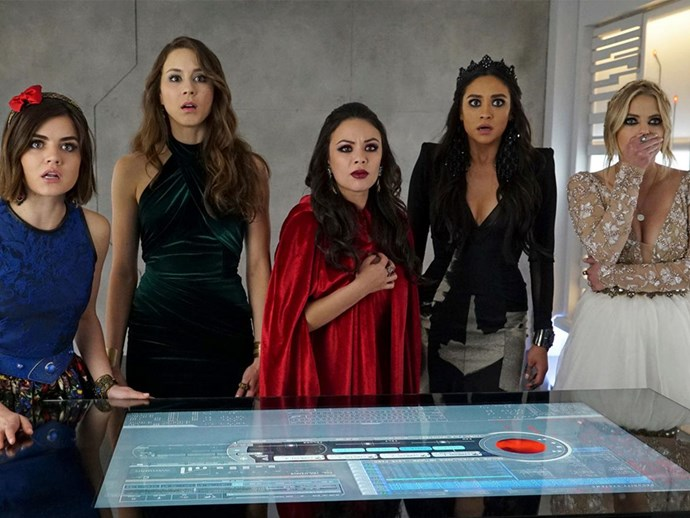 I. Marlene King has ~teased~ the future of three 'Pretty Little Liars' couples