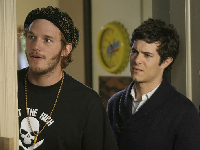 20 celebrities who appeared on 'The O.C.' before they were famous