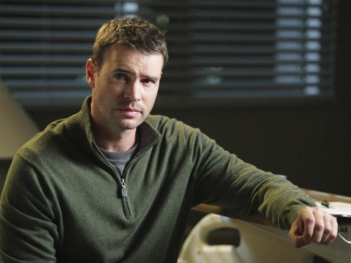 **Scott Foley.** Scott Foley played Teddy Altman's husband, Henry Burton, for 15 episodes in seasons seven and eight.
