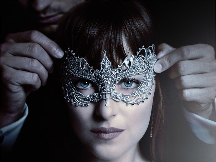 Fifty Shades Darker.
