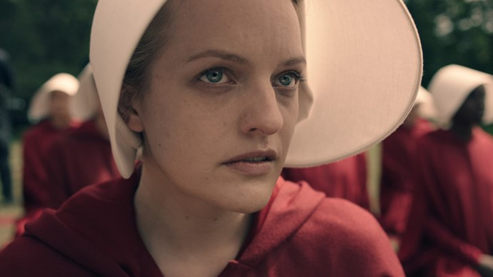 ***Handmaid's Tale*** TBA: The television adaptation of the Margaret Atwood novel follows a group of women living in a dystopian reality, who are only valued for their procreation.