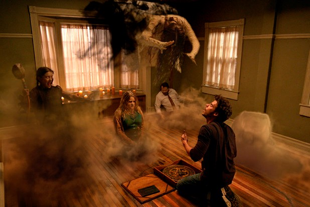 ***Midnight, Texas*** TBA: The series is based on the book series by author Charlaine Harris (she wrote *True Blood*) and is set to follow the lives of a bunch of supernatural and human folk in a small town.