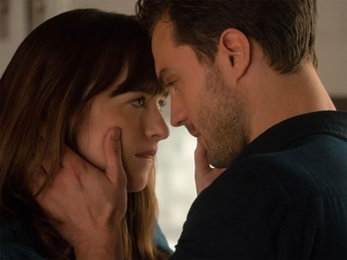 Here's the weird thing Jamie Dornan said to Dakota Johnson while filming the Fifty Shades sex scenes