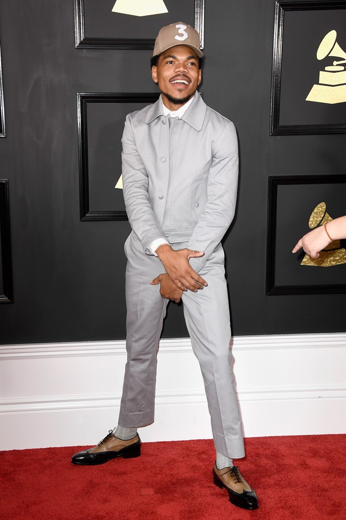 **Chance The Rapper**
