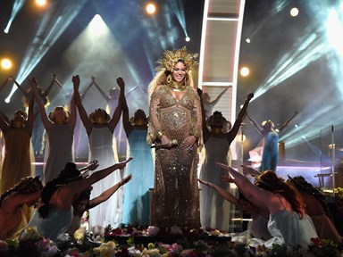 Did Beyoncé just give the best performance at the Grammys, ever?