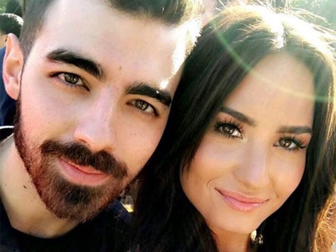 Joe Jonas and Demi Lovato tease Camp Rock 3