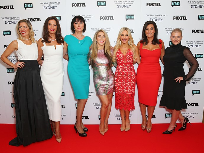 If this trailer is anything to go by, 'The Real Housewives of Sydney' is going to be a big ol' sh*tfight