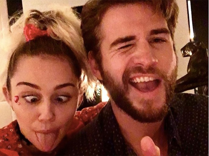 Miley Cyrus just won Valentine's Day with her shout out to Liam Hemsworth