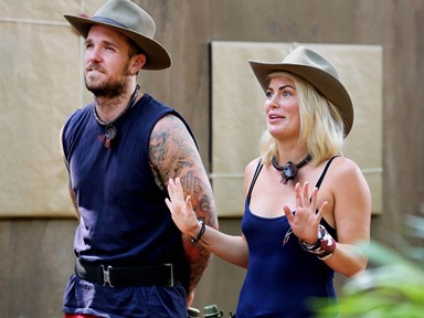 We need to watch Keira Maguire get her face stung by chillies on 'I'm a Celebrity'