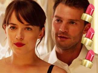 We've tracked down the ~exact~ lipsticks that Anastasia Steele wears in Fifty Shades Darker