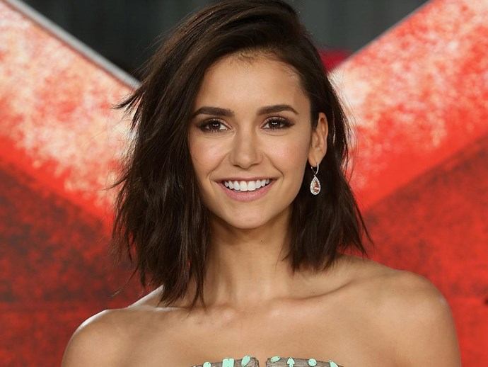 Your first look at Nina Dobrev in The Vampire Diaries finale is here