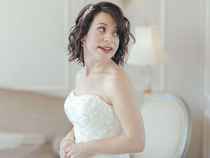 getting a bride body