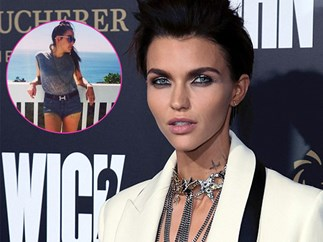 Ruby Rose and Paris Jackson mourn their late friend Natalie Hall