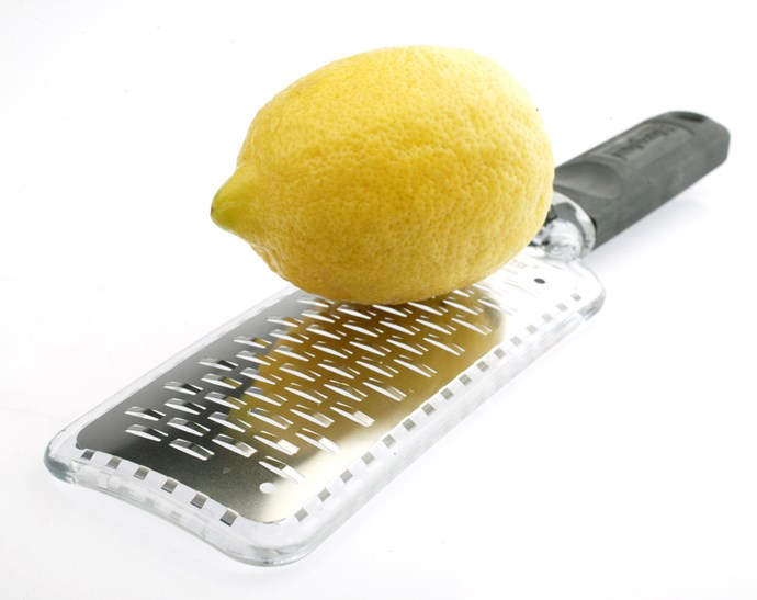 **Zest a lemon**  And an orange while you're at it. According to research carried out by the University of Arizona, people who eat citrus peel have  a 33% decreased risk of developing squamous cell carcinoma—the second most common form of skin cancer. Limonene is likely the compound to thank, as it too provides UV protection.