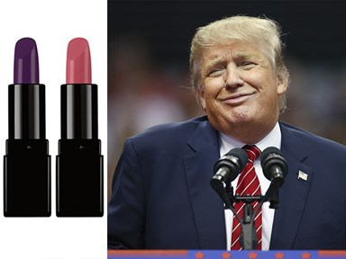 This popular makeup brand is banning Trump supporters from buying their products