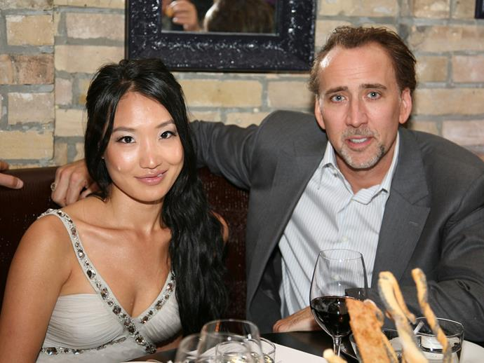**Nicolas Cage**<br><br>  For his second son, Nicolas Cage and his now ex-wife, Alice, went for a name that's a little... super. They named him **Kal-El**, which is the birth name of Superman.