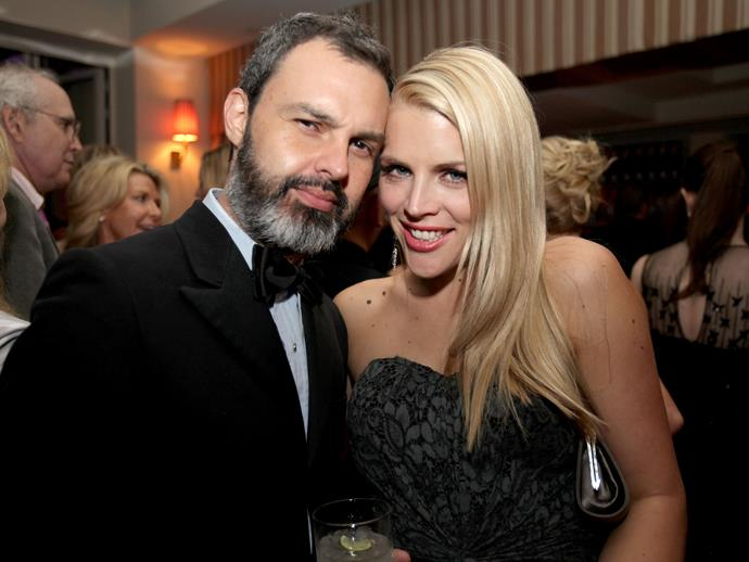 **Busy Philipps**<br><br>  With her husband Marc, Busy Philipps has two daughters, **Birdie Leigh** and **Cricket Pearl.**