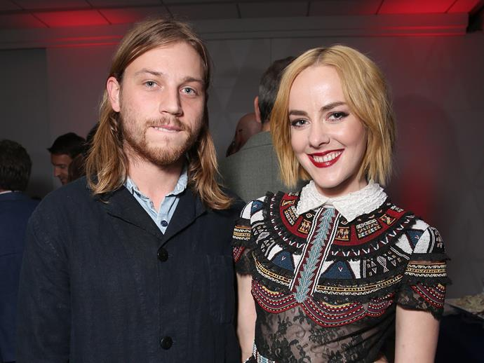 **Jena Malone**<br><br>  Sounding like a folk song, actress Jena Malone's son is named **Ode Mountain.**