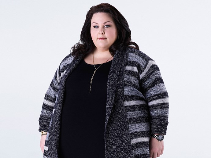 **Chrissy Metz**  It breaks our heart to watch Kate Pearson struggle so much with her weight, and fail to accept Toby's love, but before *This Is Us*…