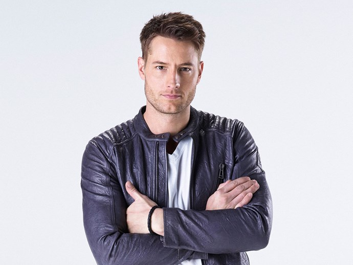 **Justin Hartley**  As Kevin, he's the hot and semi-tortured actor who can't be taken seriously, but before his turn as the (ex)-Manny…