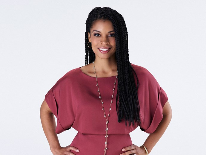 **Susan Kelechi Watson**  She's Randall's perfect wife on *This Is Us*, however…
