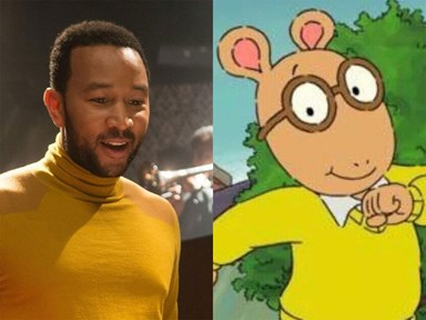 Chrissy Teigen had the perfect response when someone compared John Legend to Arthur