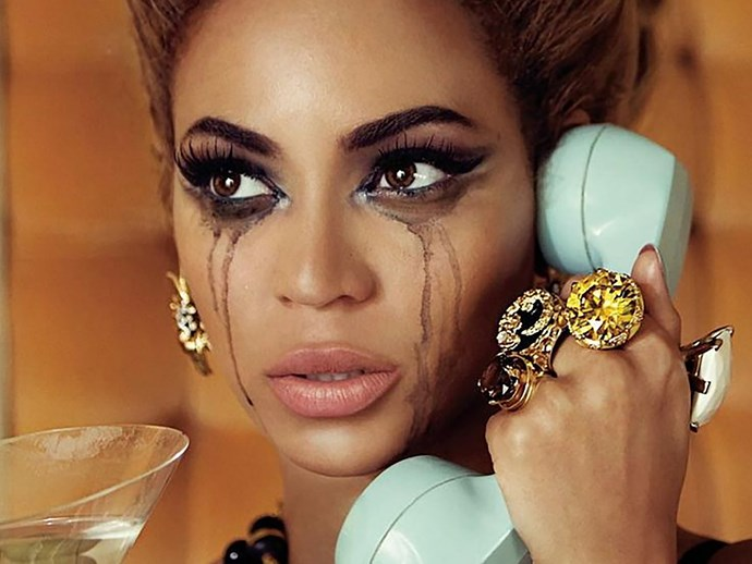 beyonce heartbreak break up