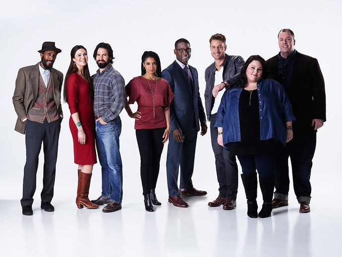 Here's where you've seen the cast of 'This Is Us' before